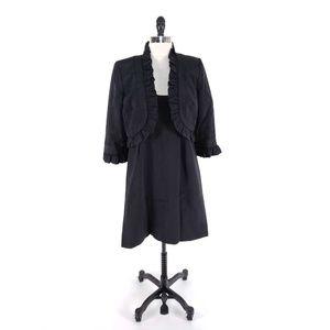 Milly Vintage 2 Piece Dress Jacket